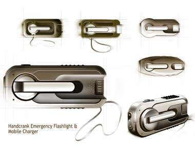 Concept Design, Industrial Design, Conceptualization