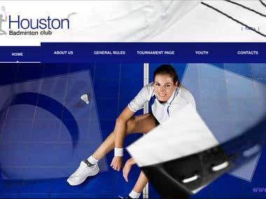 Houston Badminton Club