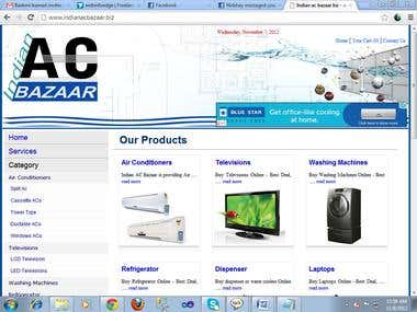 www.indianacbaazar.biz