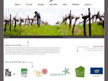 Rod&Spur WordPress Theme