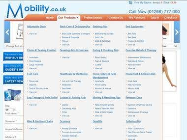Mobility Uk site http://mobility.co.uk/