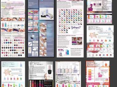 Convert 9 PSD Designs to HTML/CSS