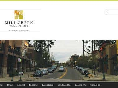 Mill Creek Town Center