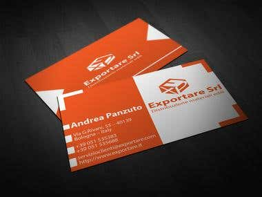 Contest Business Card Design