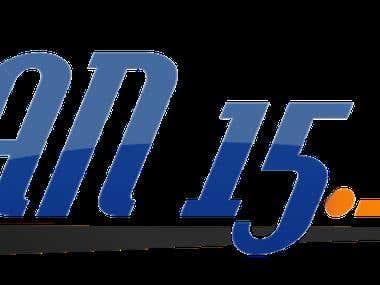Past logo design