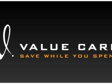 Value Card logo design