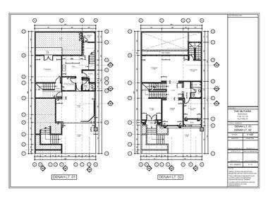 CAD sample