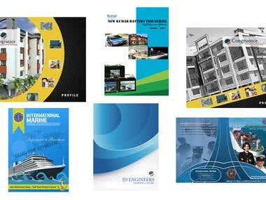Brochure and Flyer Designs