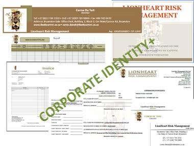 Corporate Identity Kits