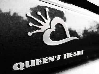 QH Logo Mockups