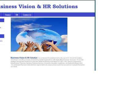 BVHRS - Business Vision and human resource solutions