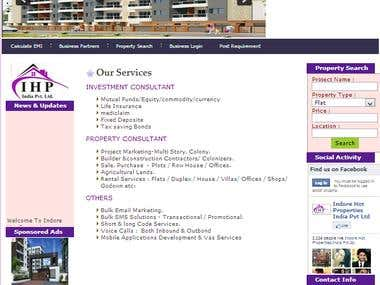 Indore hot Properties