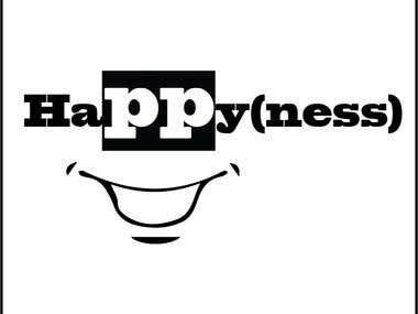 Happy(ness) Logo