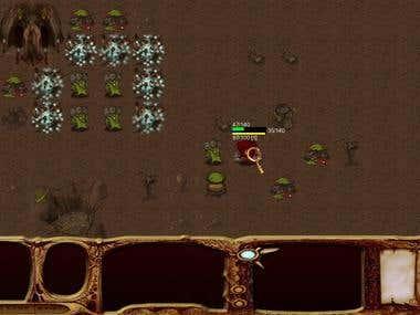 game developing