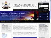 The Sri Lanka Ex-Service and Police (http://slespa.org.au/)