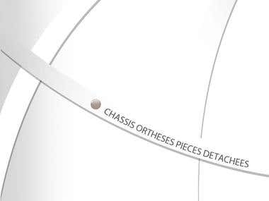 Brochure design / layouting