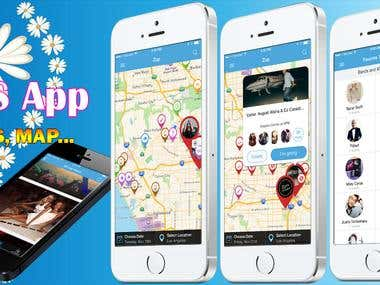 iOS GPS App