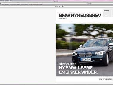 BMW, Denmark