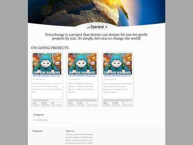 Wordpress Site Customization