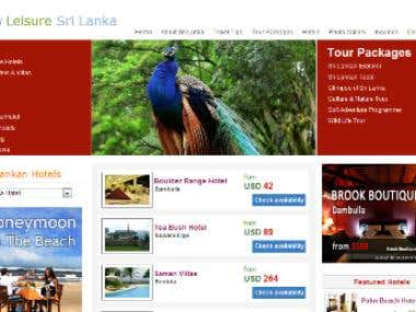 www.leisuresrilanka.com