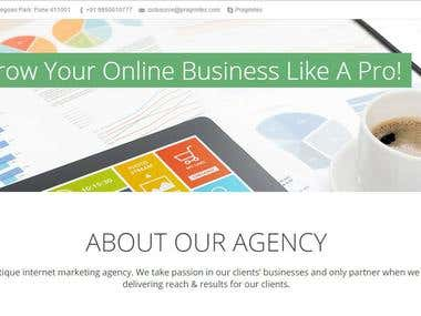 Online Marketing & Business development company
