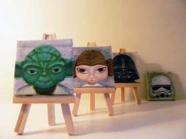 Acrylic Painting I