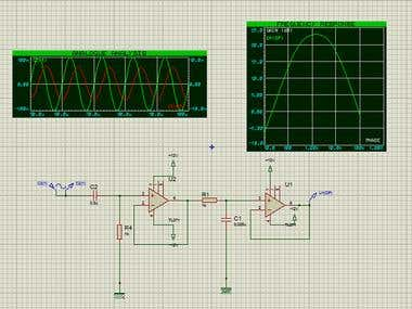 High Pass, Low pass and Band Pass Filters