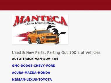 MantecaParts.com