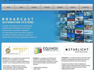 Broadcast Automation systems (India)