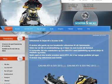 Joomal Ski-Doo & Can-Am site