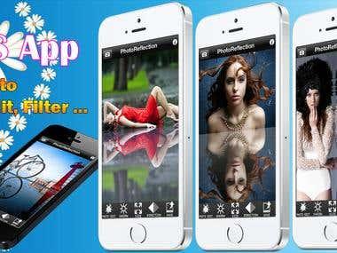 iOS Photo Edit / Filter App