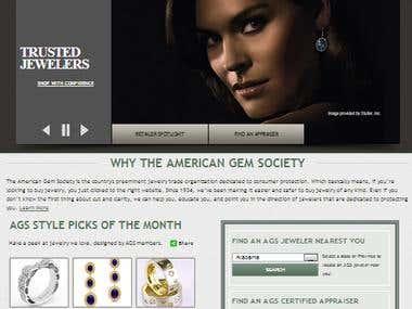 American Jewellery Design