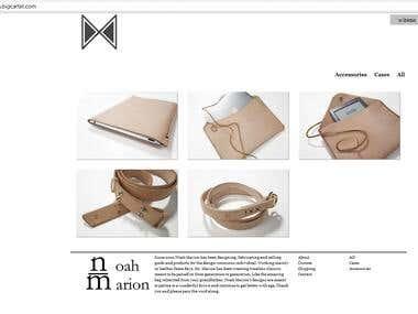 Noahmarion.bigcartel.com