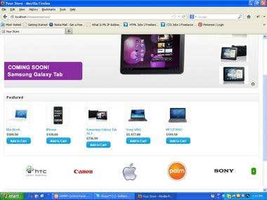 SMM Website Design