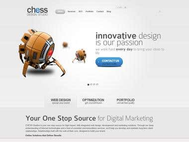 Chess Design Studio