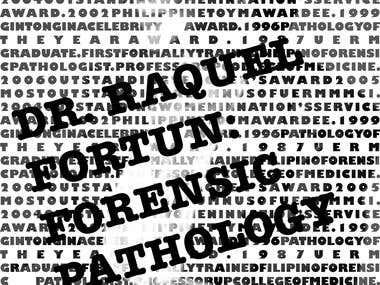 Forensic Pathology: Dr. Raquel Fortun
