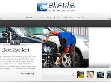 Atlanta auto salon