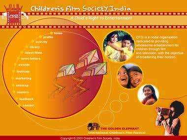 CFSI (Children Film society India)