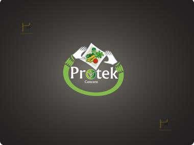 Logo design Concepts for Food Packaging Company.