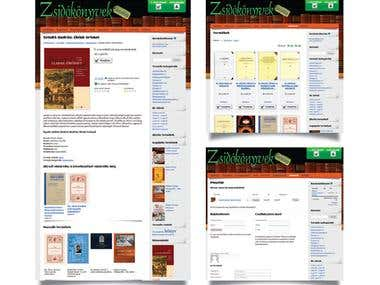 Webdesign and web development