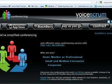 Voicescrum.com Onpage SEO