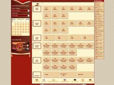 Web Based Hotel Management Software