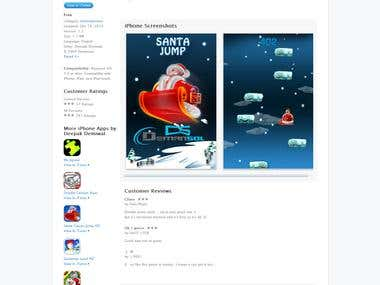 Santa Clause Jump on the App Store on iTunes