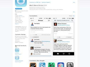 Socialcast on the App Store on iTunes