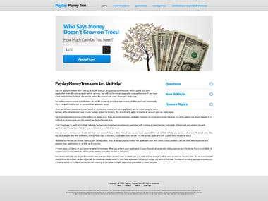 Payday Money Tree
