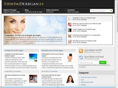 Tienda de Argan Blog