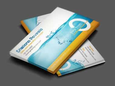 Diving Ocean Rebranding