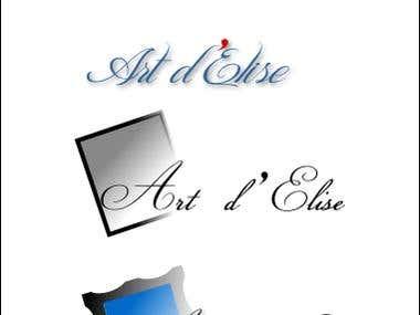 Logo designs for a new website