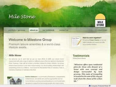 MIlestone CRM