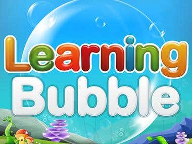 Learn Bubble : 2D Kidz game for iOS